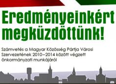 Az MKP Dunaszerdahelyen ismét magasra teszi a lécet!
